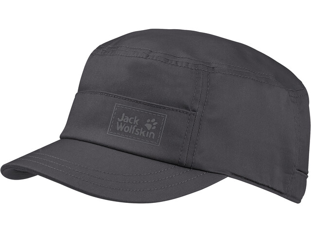 Jack Wolfskin Safari Cap dark steel